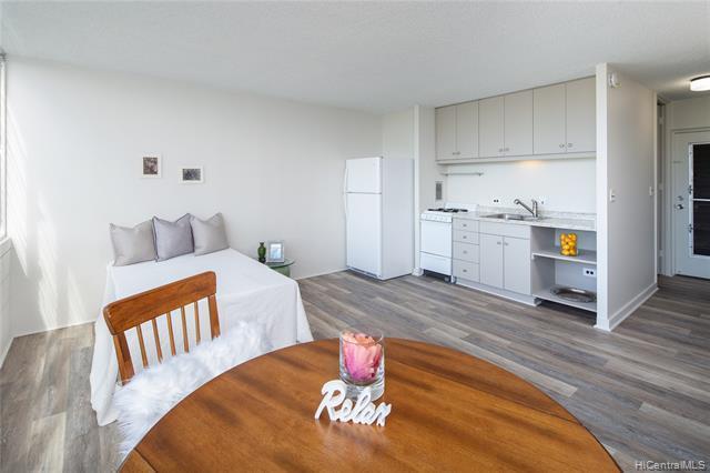 1550 Wilder Avenue A1010, Honolulu, HI 96822 (MLS #201911607) :: Hawaii Real Estate Properties.com