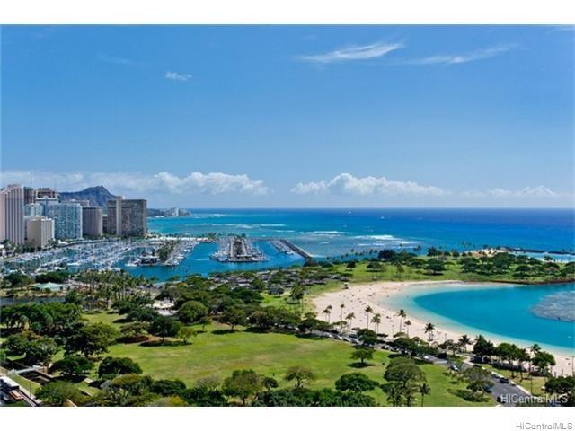 1350 Ala Moana Boulevard #1806, Honolulu, HI 96814 (MLS #201911613) :: RE/MAX PLATINUM