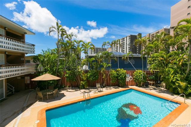 1427 Alexander Street #206, Honolulu, HI 96822 (MLS #201911704) :: Hawaii Real Estate Properties.com
