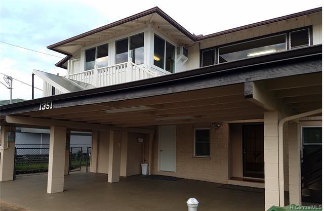 1351 Nanakai Street, Pearl City, HI 96782 (MLS #201911818) :: Barnes Hawaii