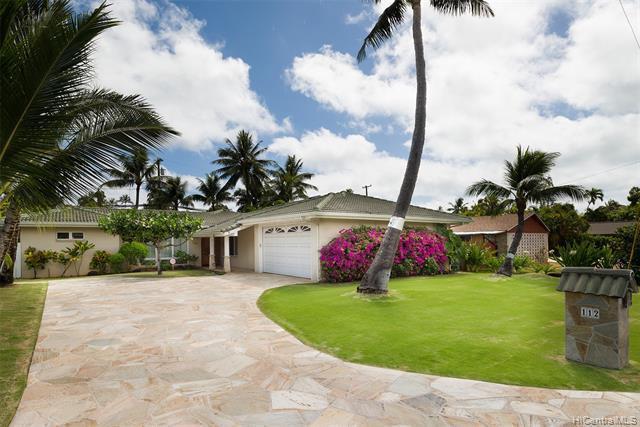 112 Mahealani Place, Kailua, HI 96734 (MLS #201911846) :: Barnes Hawaii