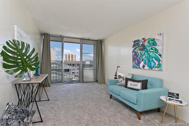 1520 Spreckels Street #407, Honolulu, HI 96822 (MLS #201911947) :: Hawaii Real Estate Properties.com