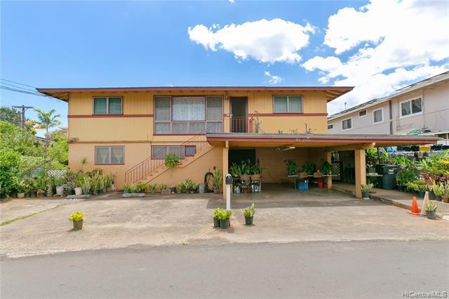 94-266 Puamano Place, Waipahu, HI 96797 (MLS #201912026) :: Keller Williams Honolulu