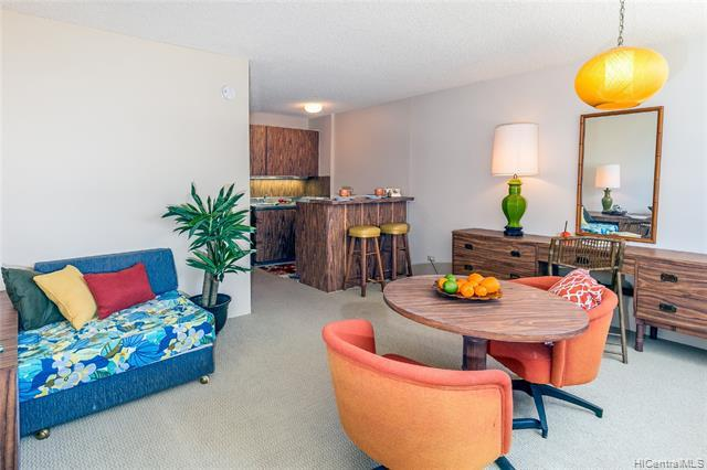 1560 Kanunu Street #607, Honolulu, HI 96814 (MLS #201912032) :: Hawaii Real Estate Properties.com