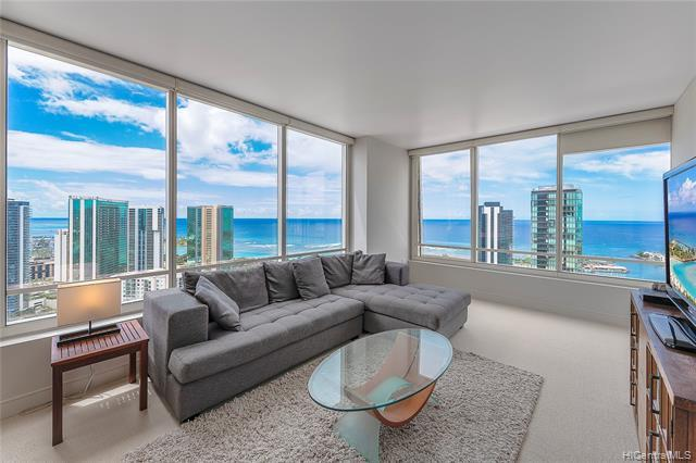 1009 Kapiolani Boulevard #4403, Honolulu, HI 96814 (MLS #201912040) :: Hawaii Real Estate Properties.com