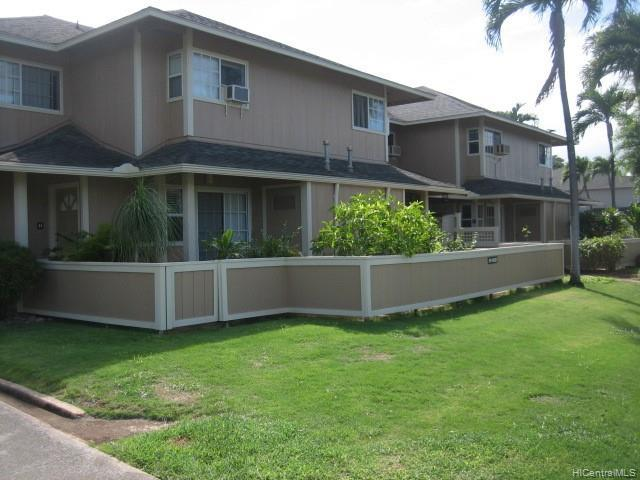 91-1030F Makaaloa Street 8F, Ewa Beach, HI 96706 (MLS #201913286) :: Keller Williams Honolulu