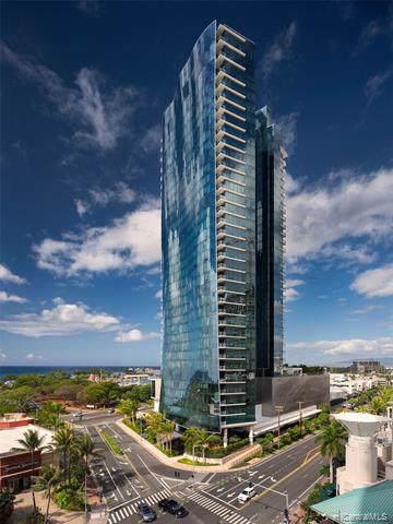 1118 Ala Moana Boulevard #3600, Honolulu, HI 96814 (MLS #201913426) :: Elite Pacific Properties