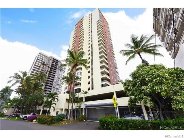 2740 Kuilei Street #1106, Honolulu, HI 96826 (MLS #201913433) :: Hawaii Real Estate Properties.com