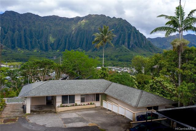 45-553 Ualani Place, Kaneohe, HI 96744 (MLS #201913523) :: The Ihara Team