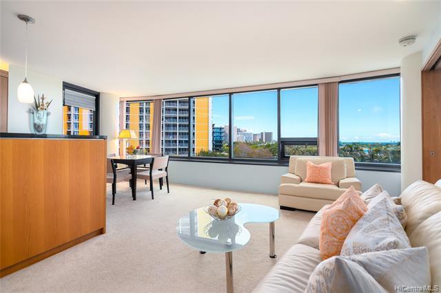 1330 Ala Moana Boulevard #606, Honolulu, HI 96814 (MLS #201913584) :: Hawaii Real Estate Properties.com