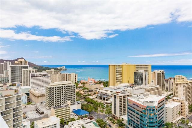 383 Kalaimoku Street E3306 (Tower 1), Honolulu, HI 96815 (MLS #201913597) :: Elite Pacific Properties