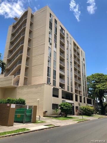 1415 Punahou Street #601, Honolulu, HI 96822 (MLS #201913608) :: Keller Williams Honolulu
