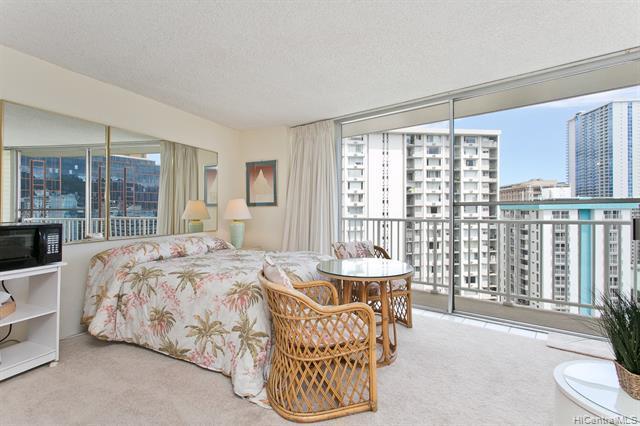 750 Amana Street #1608, Honolulu, HI 96814 (MLS #201913737) :: Hawaii Real Estate Properties.com