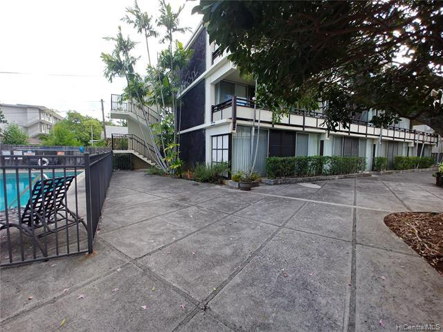 1630 Makiki Street B203, Honolulu, HI 96822 (MLS #201913782) :: The Ihara Team