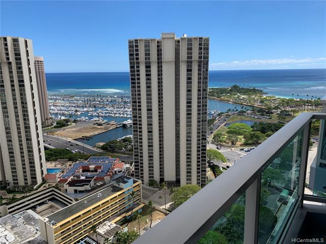 410 Atkinson Drive #3018, Honolulu, HI 96814 (MLS #201913790) :: Hawaii Real Estate Properties.com