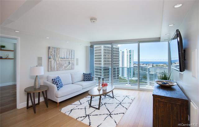 1296 Kapiolani Boulevard #2104, Honolulu, HI 96814 (MLS #201913817) :: Hawaii Real Estate Properties.com
