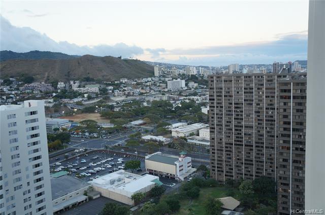 60 N Beretania Street #3707, Honolulu, HI 96817 (MLS #201913853) :: Barnes Hawaii