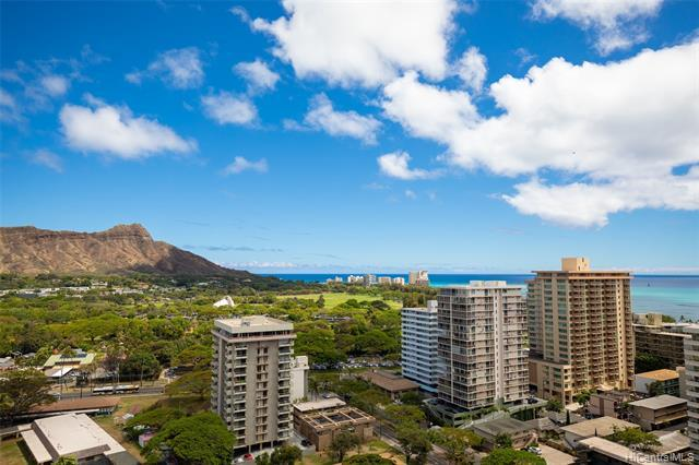 229 Paoakalani Avenue #2212, Honolulu, HI 96815 (MLS #201913894) :: Barnes Hawaii