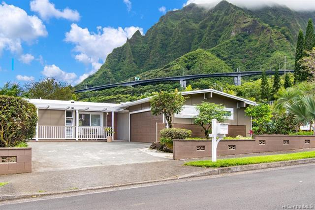 46-484 Makena Street, Kaneohe, HI 96744 (MLS #201913898) :: The Ihara Team