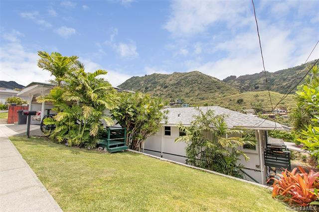 841 Ahuwale Street, Honolulu, HI 96821 (MLS #201913928) :: The Ihara Team