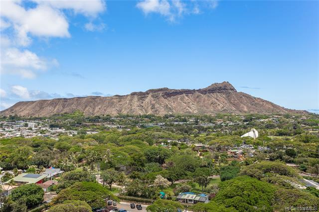 2575 Kuhio Avenue #1804, Honolulu, HI 96815 (MLS #201913948) :: The Ihara Team