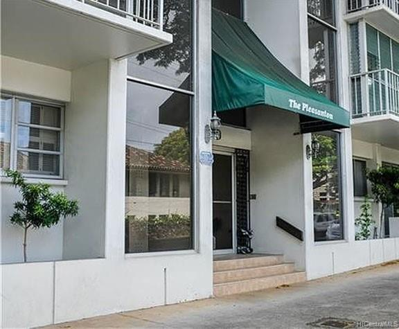 1710 Punahou Street #603, Honolulu, HI 96822 (MLS #201913977) :: The Ihara Team