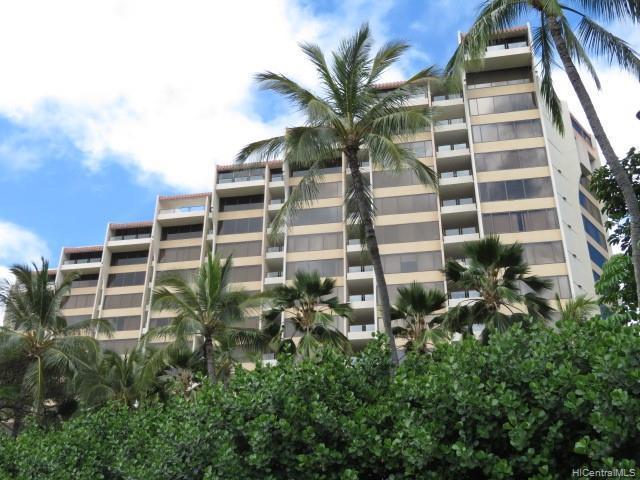 555 Hahaione Street 15C, Honolulu, HI 96825 (MLS #201913985) :: Team Lally