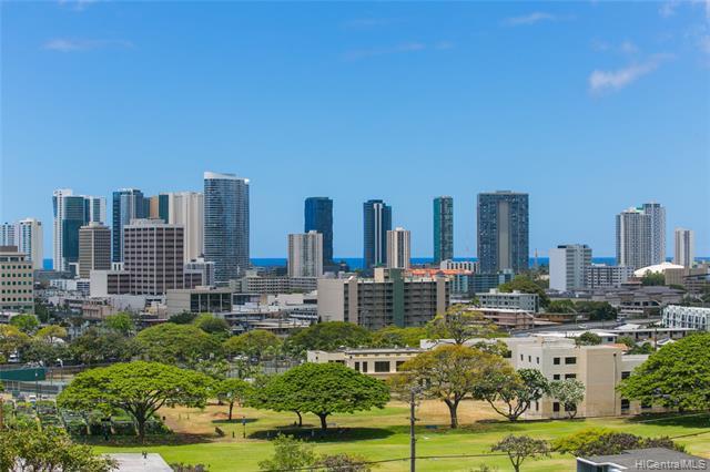 1634 Makiki Street #902, Honolulu, HI 96822 (MLS #201914049) :: The Ihara Team