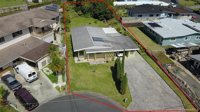 45-705 Kolokio Place, Kaneohe, HI 96744 (MLS #201914083) :: The Ihara Team