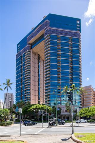 1888 Kalakaua Avenue #1400, Honolulu, HI 96815 (MLS #201914157) :: Hawaii Real Estate Properties.com