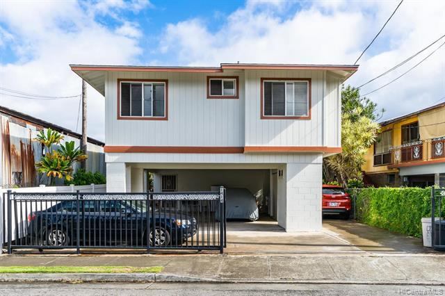 1414 Iao Lane, Honolulu, HI 96817 (MLS #201914195) :: Barnes Hawaii