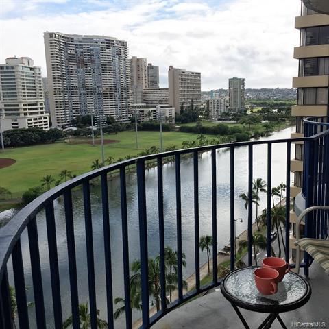 1909 Ala Wai Boulevard #1303, Honolulu, HI 96815 (MLS #201914317) :: Hawaii Real Estate Properties.com