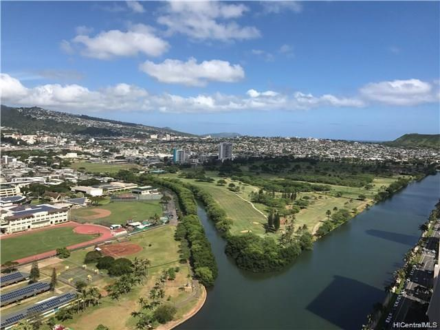 2121 Ala Wai Boulevard #3805, Honolulu, HI 96815 (MLS #201914379) :: Hawaii Real Estate Properties.com