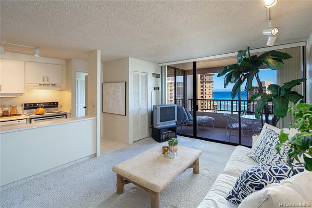 1778 Ala Moana Boulevard #3213, Honolulu, HI 96815 (MLS #201914413) :: Keller Williams Honolulu