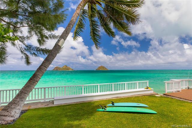 1276 Mokulua Drive, Kailua, HI 96734 (MLS #201914439) :: Keller Williams Honolulu