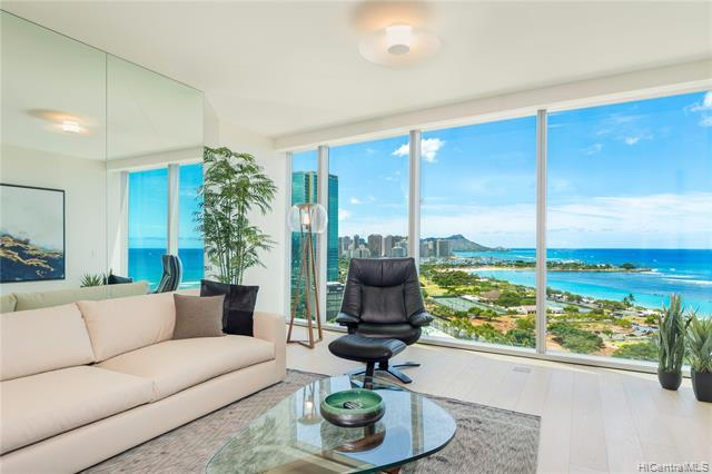 1118 Ala Moana Boulevard #1802, Honolulu, HI 96814 (MLS #201914441) :: Keller Williams Honolulu