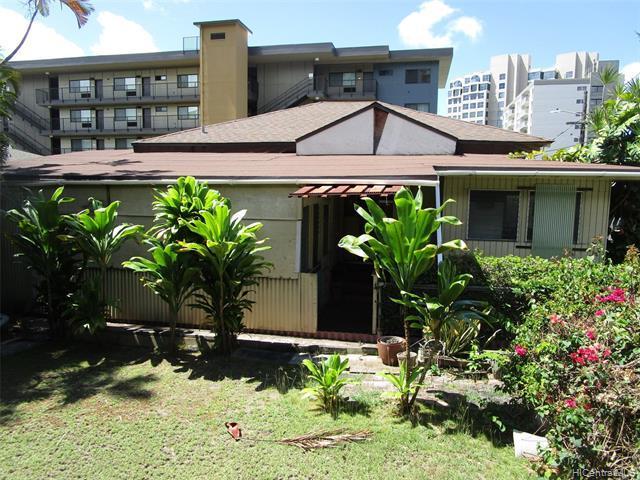 1084 Kinau Street F, Honolulu, HI 96814 (MLS #201914493) :: The Ihara Team