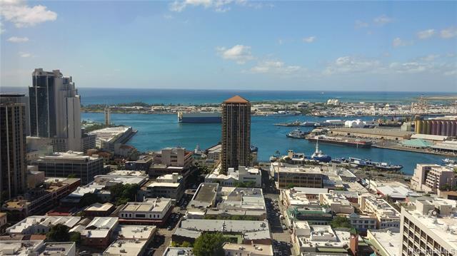 60 Beretania Street #3602, Honolulu, HI 96817 (MLS #201914498) :: Keller Williams Honolulu