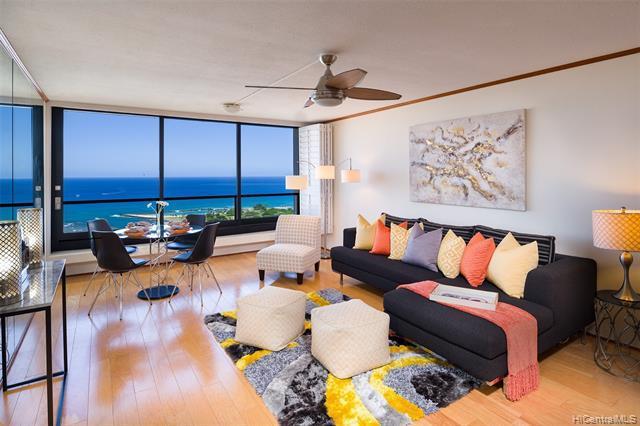 1650 Ala Moana Boulevard #4005, Honolulu, HI 96815 (MLS #201914513) :: Keller Williams Honolulu