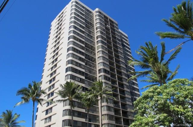 2724 Kahoaloha Lane #1106, Honolulu, HI 96826 (MLS #201914558) :: The Ihara Team