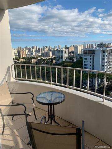 1805 Poki Street #1101, Honolulu, HI 96822 (MLS #201914564) :: Keller Williams Honolulu