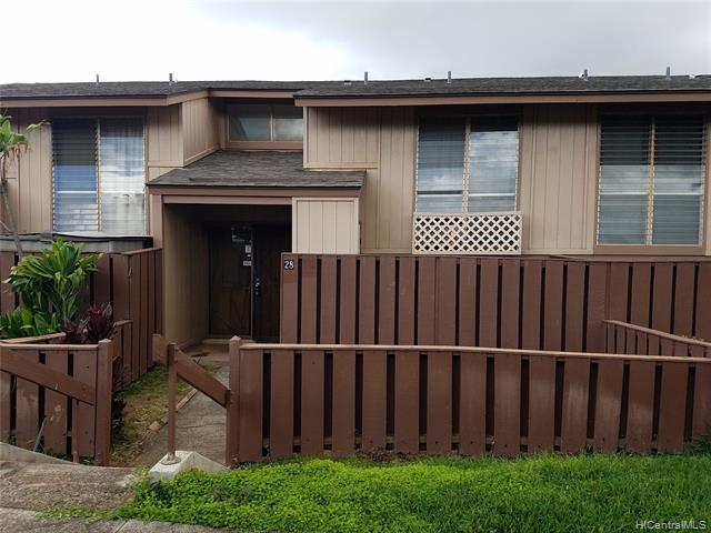 92-1034 Makakilo Drive #28, Kapolei, HI 96707 (MLS #201914658) :: Keller Williams Honolulu