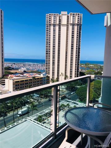 410 Atkinson Drive #1323, Honolulu, HI 96814 (MLS #201914733) :: Keller Williams Honolulu