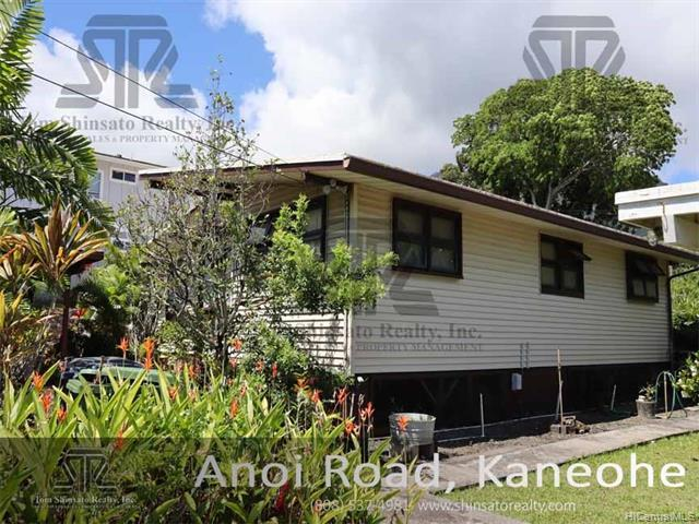 45-842 Anoi Road, Kaneohe, HI 96744 (MLS #201914839) :: Hardy Homes Hawaii