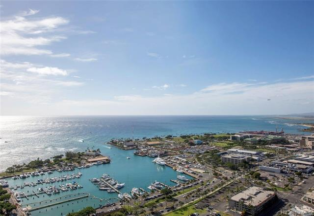 1001 Queen Street #2200, Honolulu, HI 96814 (MLS #201914843) :: Hardy Homes Hawaii