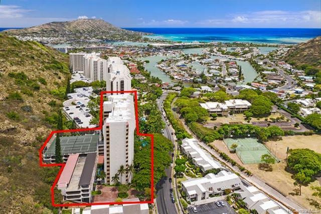 555 Hahaione Street 1D, Honolulu, HI 96825 (MLS #201915075) :: The Ihara Team