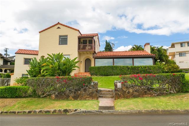 1321 Alewa Drive, Honolulu, HI 96817 (MLS #201915157) :: Barnes Hawaii