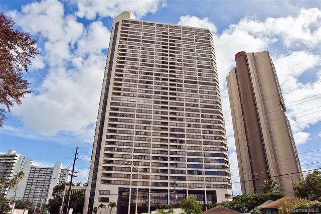 2499 Kapiolani Boulevard #3709, Honolulu, HI 96826 (MLS #201915446) :: The Ihara Team