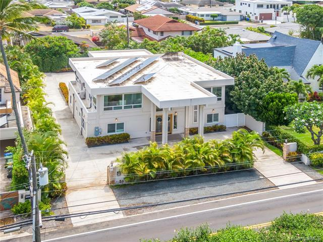 1034 Kealaolu Avenue, Honolulu, HI 96816 (MLS #201915607) :: Barnes Hawaii