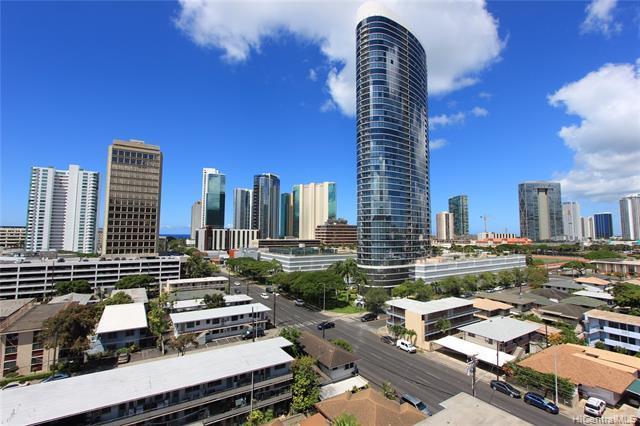 725 Piikoi Street #1002, Honolulu, HI 96814 (MLS #201915748) :: Keller Williams Honolulu
